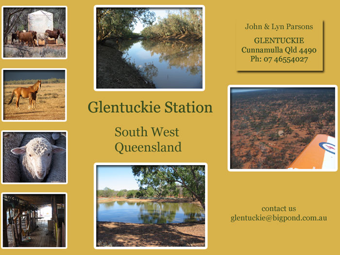 fling west Queensland